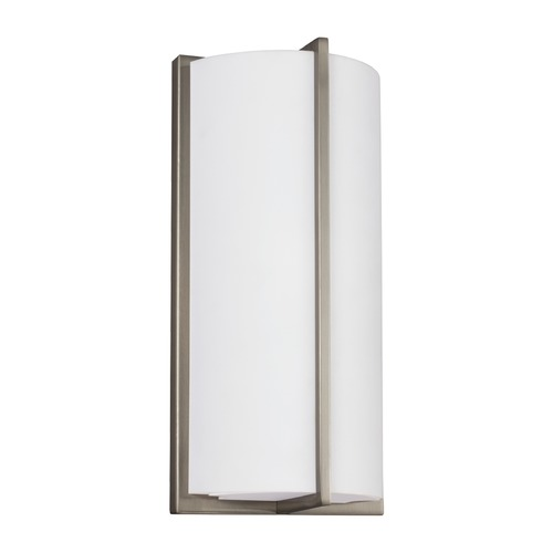 Sea Gull Lighting Sea Gull Lighting Ada Wall Sconces Brushed Nickel Finish 49340BLE-962