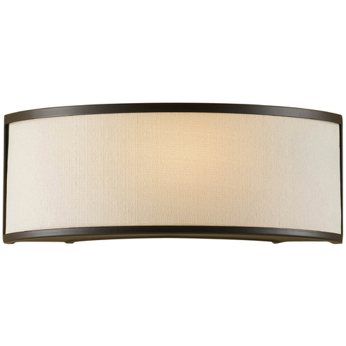 Feiss Lighting Modern Sconce Wall Light in Oil Rubbed Bronze Finish WB1461ORB