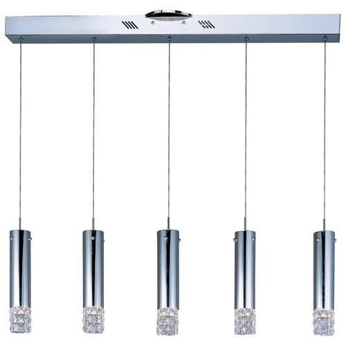 ET2 Lighting Modern Low Voltage Multi-Light Pendant Light 5-Lights E23242-20PC