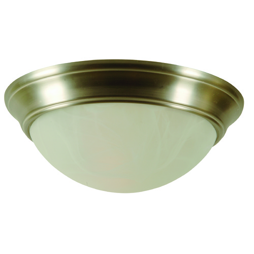 Jeremiah Lighting Jeremiah Brushed Satin Nickel Flushmount Light X4815-BN