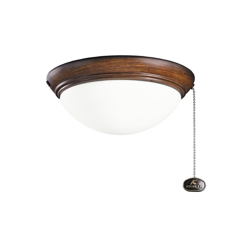 Kichler Lighting Kichler Lighting Mediterranean Walnut Light Kit 380120MDW