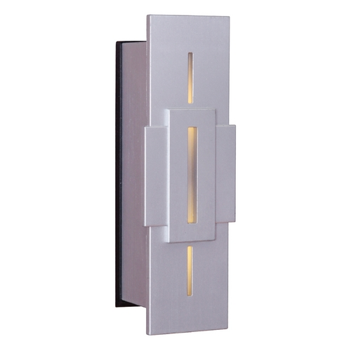 Craftmade Lighting Craftmade Lighting Tieber Brushed Nickel Doorbell Button TB1040-BN