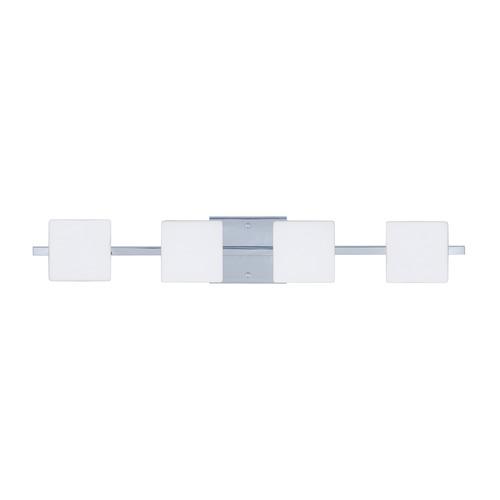 Besa Lighting Besa Lighting Alex Chrome LED Bathroom Light 4WS-773507-LED-CR