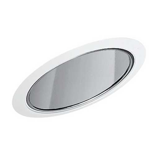 Juno Lighting Group Haze Alzak Reflector Cone for Stand rd Slope Housing 612 HZWH