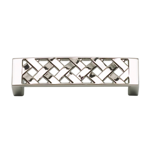 Atlas Homewares Modern Cabinet Pull in Polished Nickel Finish 310-PN