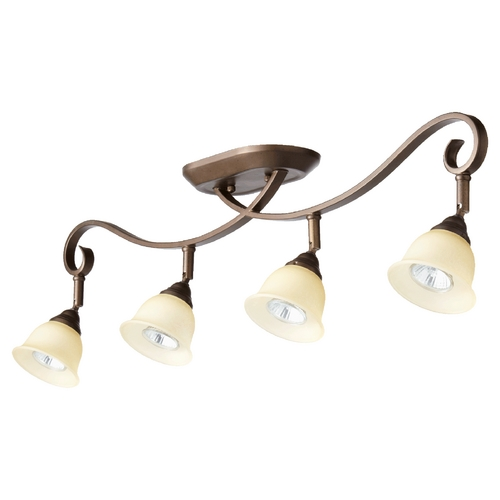 Quorum Lighting Celesta Oiled Bronze Directional Spot