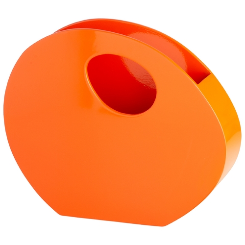 Cyan Design Cyan Design Mulholland Orange Lacquer Box 05506