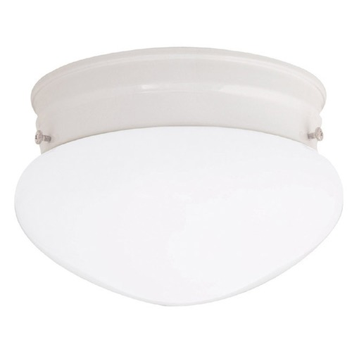 Capital Lighting Capital Lighting White Flushmount Light 5358WH