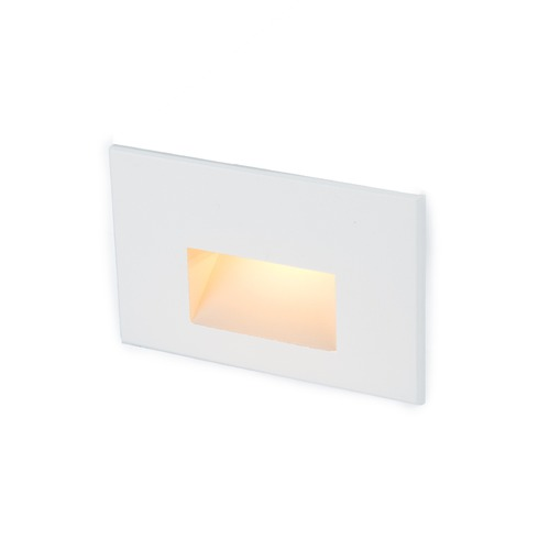 WAC Lighting LED 12V LEDme Horizontal Step and Wall Light 4011-27WT