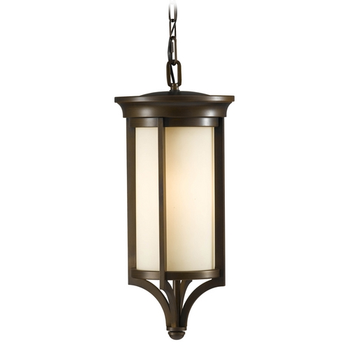 Feiss Lighting Outdoor Hanging Light in Heritage Bronze Finish OL7511HTBZ