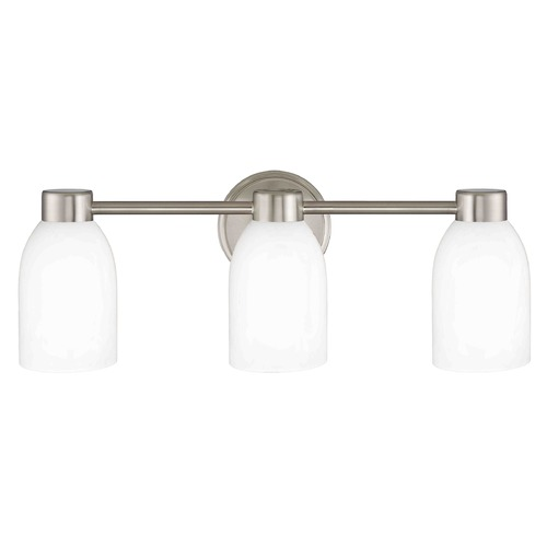Design Classics Lighting Aon Fuse Satin Nickel Bathroom Light 1803-09 GL1028D