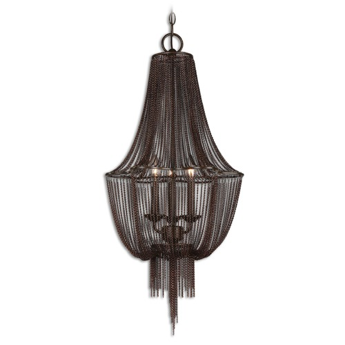 Uttermost Lighting Uttermost Lezzeno 3 Chandelier 21998
