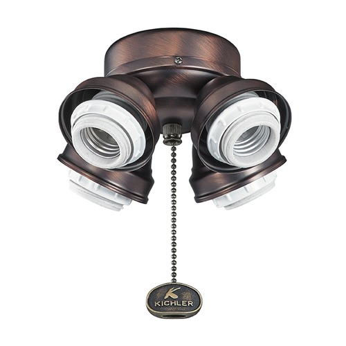 Kichler Lighting Kichler Lighting Accessory Fan Light Kit 350110OBB