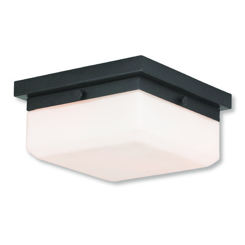 Livex Lighting Livex Lighting Allure English Bronze Flushmount Light 65536-92