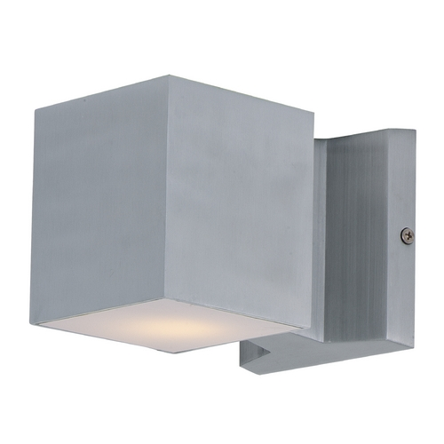 Maxim Lighting Maxim Lighting Lightray Brushed Aluminum LED Sconce 86107AL