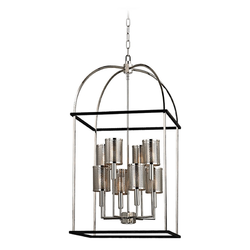 Hudson Valley Lighting Hudson Valley Lighting Vestal Polished Nickel Pendant Light 4819-PN