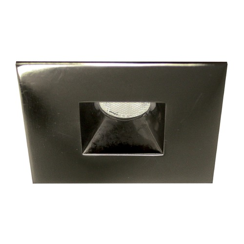 WAC Lighting WAC Lighting Ledme Miniature Recessed Gunmetal LED Recessed Trim HR-LED271R-30-GM