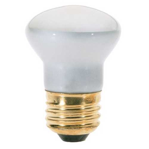 Satco Lighting 40-Watt R14 Reflector Light Bulb S3605