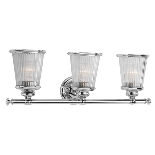 Progress Lighting Progress Lighting Radiance Polished Chrome Bathroom Light P2171-15
