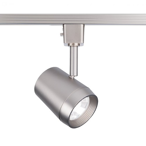WAC Lighting Wac Lighting Oculux Brushed Nickel LED Track Light Head L-7011-930-BN