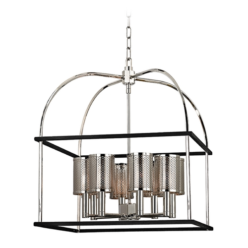 Hudson Valley Lighting Hudson Valley Lighting Vestal Polished Nickel Pendant Light 4821-PN