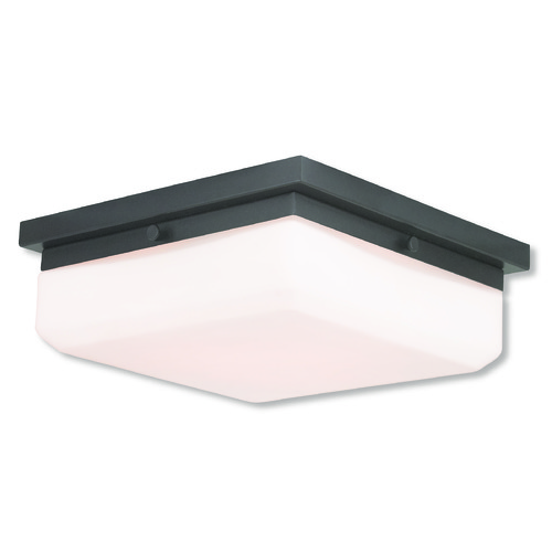 Livex Lighting Livex Lighting Allure English Bronze Flushmount Light 65537-92