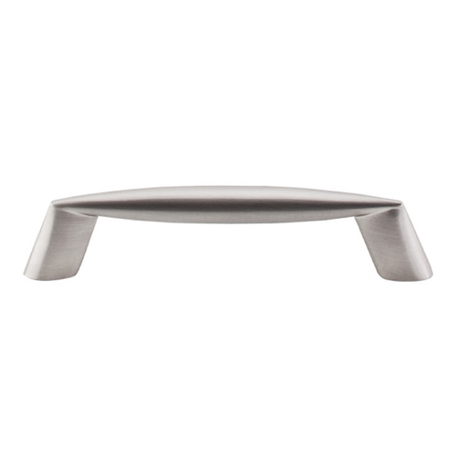 Top Knobs Hardware Modern Cabinet Pull in Brushed Satin Nickel Finish M567