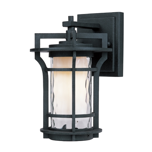 Maxim Lighting Maxim Lighting Oakville Black Oxide Outdoor Wall Light 30482WGBO