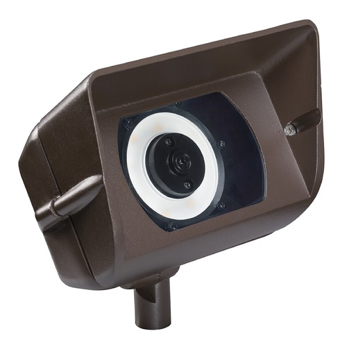 Kichler Lighting Kichler Lighting Textured Architectural Bronze LED Flood - Spot Light 16070AZT30R