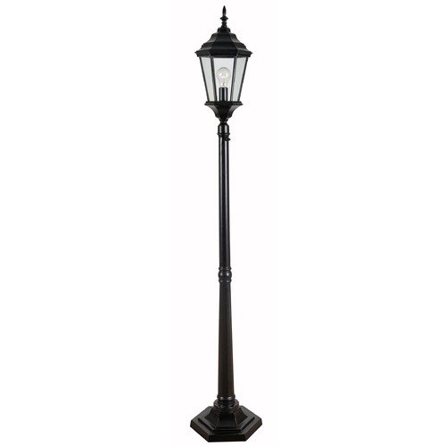 Kenroy Home Lighting Kenroy Home Villa Oil Rubbed Bronze Post Light 93432ORB