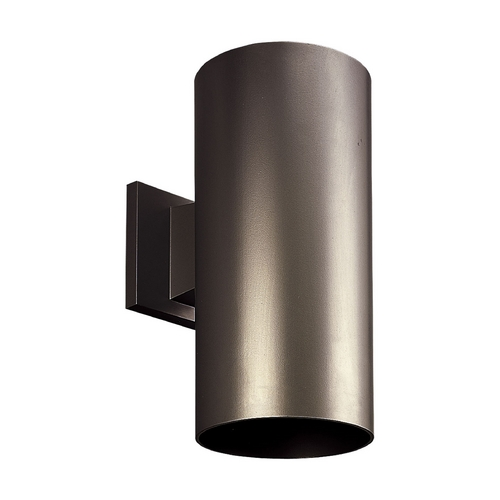 Progress Lighting Progress Modern Outdoor Wall Light in Antique Bronze Finish P5641-20