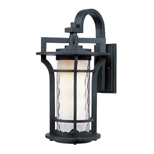 Maxim Lighting Maxim Lighting Oakville Black Oxide Outdoor Wall Light 30484WGBO
