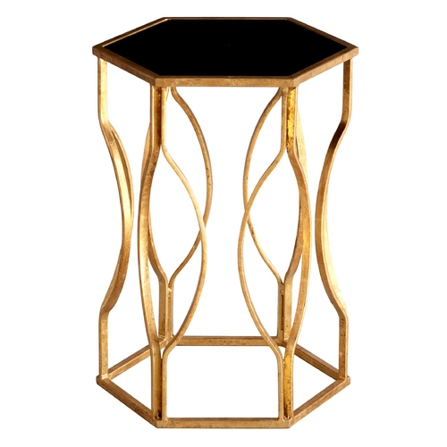 Cyan Design Cyan Design Anson Gold Leaf Coffee & End Table 05516
