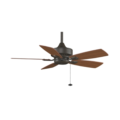 Fanimation Fans Ceiling Fan Without Light in Oil-Rubbed Bronze Finish FP8042OB