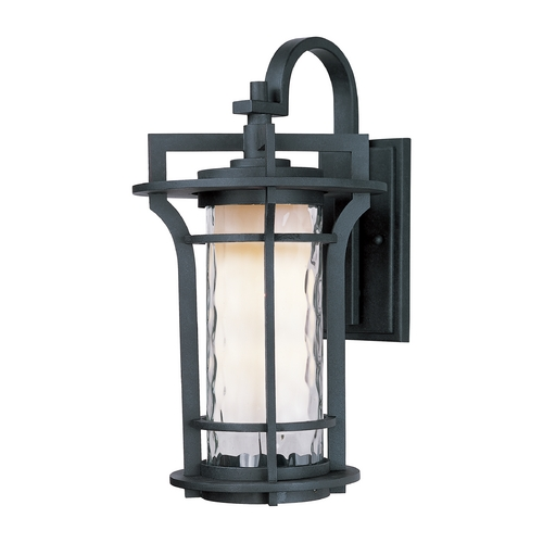Maxim Lighting Maxim Lighting Oakville Black Oxide Outdoor Wall Light 30485WGBO