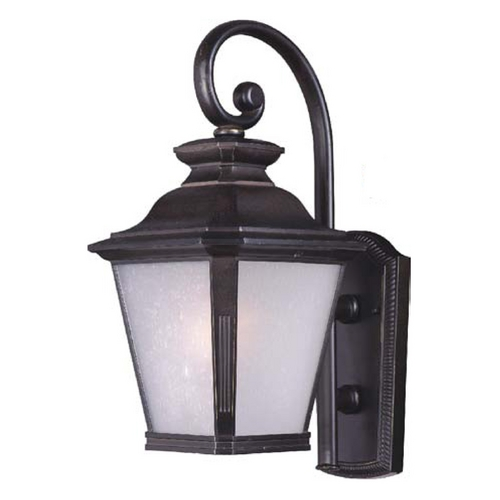 Maxim Lighting Maxim Lighting Knoxville Bronze Outdoor Wall Light 1125FSBZ