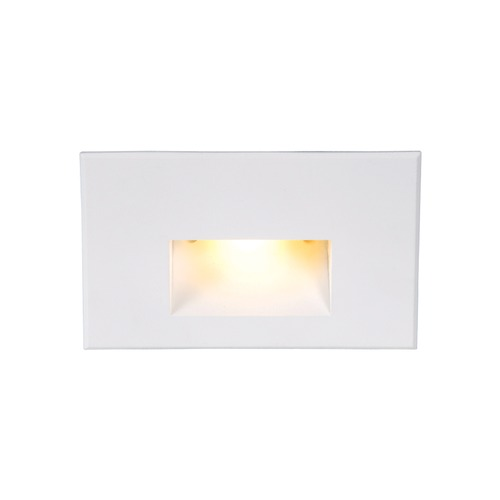 WAC Lighting LED 12V LEDme Horizontal Step and Wall Light 4011-AMWT