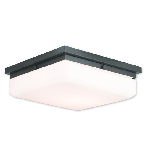 Livex Lighting Livex Lighting Allure English Bronze Flushmount Light 65538-92