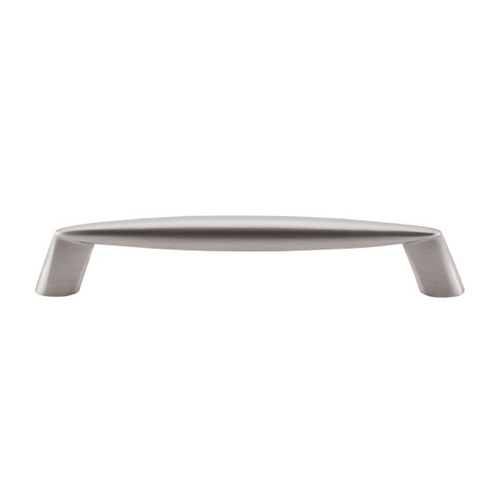 Top Knobs Hardware Modern Cabinet Pull in Brushed Satin Nickel Finish M570