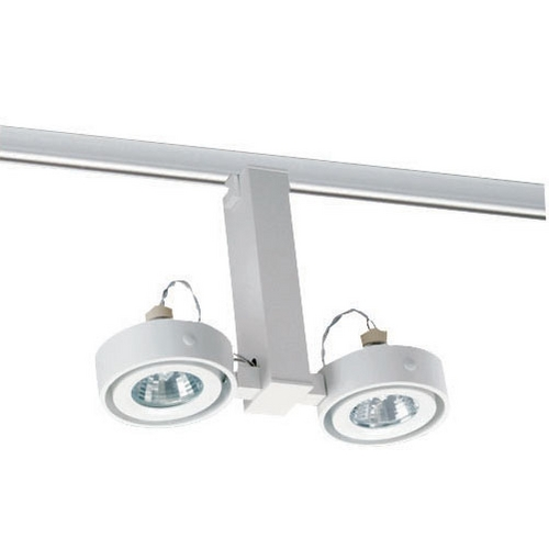 Juno Lighting Group Duo Low Voltage Light Head for Juno Track T812WH