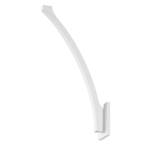 Sonneman Lighting Sonneman Profili Textured White LED Sconce 1715.98