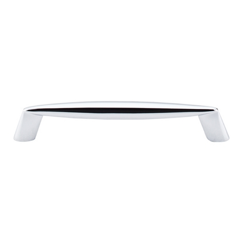 Top Knobs Hardware Modern Cabinet Pull in Polished Chrome Finish M571