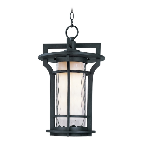Maxim Lighting Maxim Lighting Oakville Black Oxide Outdoor Hanging Light 30488WGBO