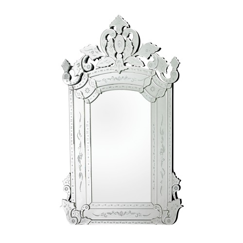 Sterling Lighting Large Venetian Mirror 114-51