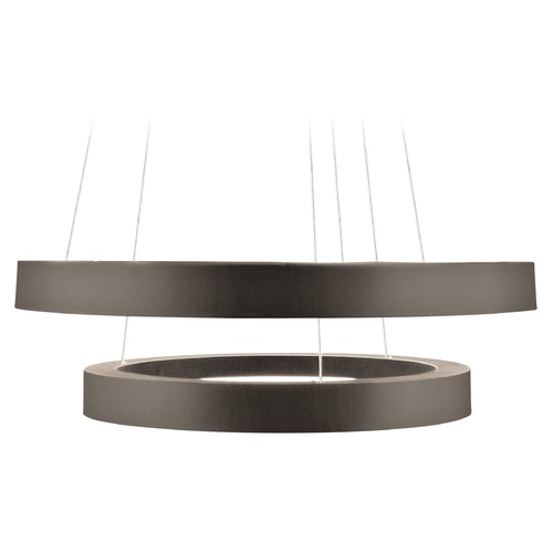 Elan Lighting Elan Lighting Fornello Sand Textured Black LED Pendant Light 83200