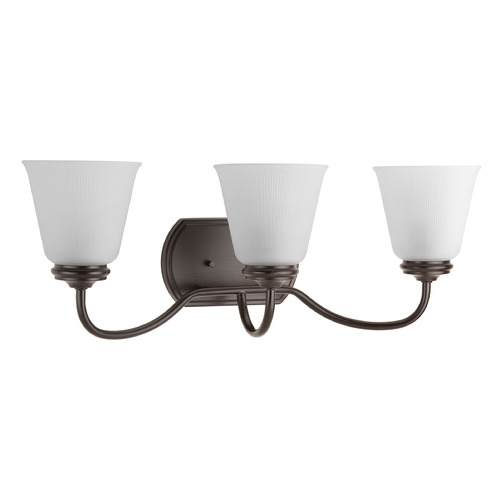 Progress Lighting Progress Lighting Keats Antique Bronze Bathroom Light P2821-20