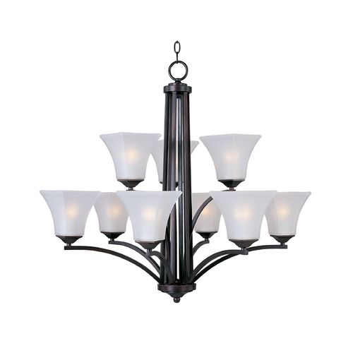Maxim Lighting Maxim Lighting Aurora Oil Rubbed Bronze Chandelier 20096FTOI