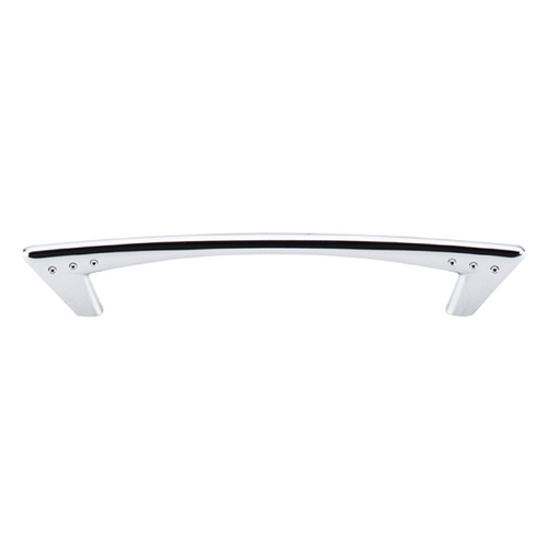 Top Knobs Hardware Modern Cabinet Pull in Polished Chrome Finish M574