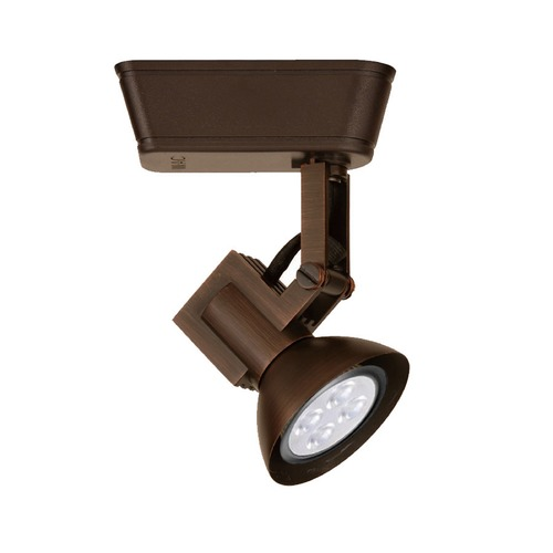 WAC Lighting WAC Lighting Antique Bronze LED Track Light L-Track 3000K 360LM LHT-856LED-AB
