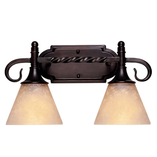 Savoy House Savoy House English Bronze Bathroom Light 8-1683-2-13